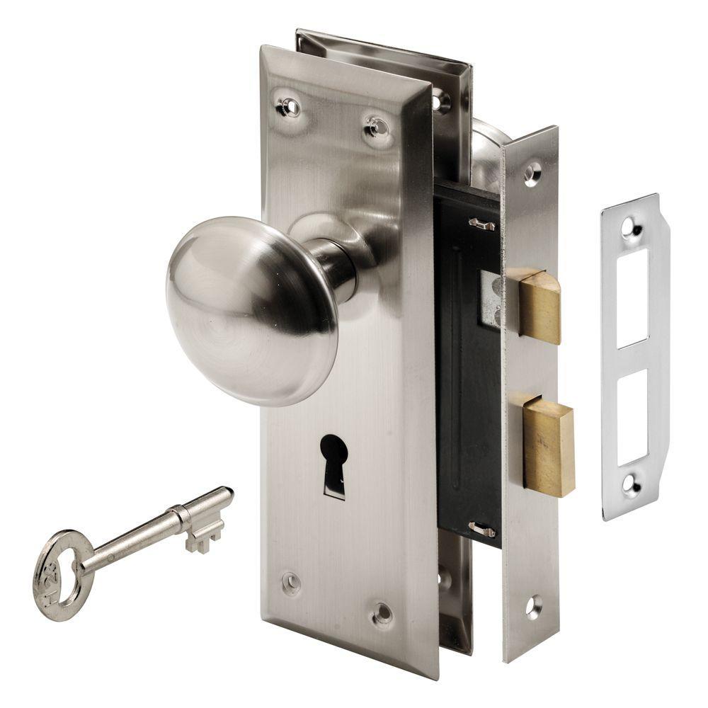 Kunci Pintu Mortise Lock Knob