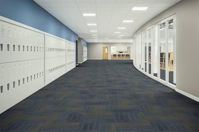 Keuntungan Karpet Tile